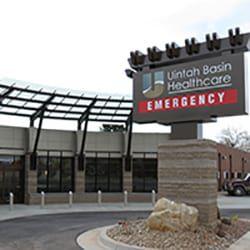 Uintah Basin Healthcare - Emergency Department, Roosevelt, UT